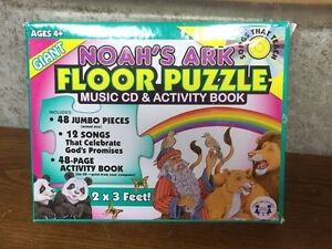 Floor puzzle (large) with CD London Ontario image 1
