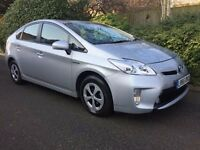 Uber Ready- 2015 Toyota Prius Available for PCO Rent Hire Taxi Minicab PHV First Week Rent Free!