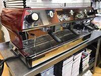 PRICE NEGOTIABLE - Huge lot of kitchen equipment - ovens/burners/grills/coffee machine