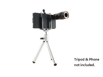 Tripod Mount Holder Stand for Mobile Cell Phone Camera iPHONE Samsung Galaxy S4