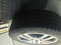 *FOUR* 16 INCH 2006 VW Jetta Tires + Rims