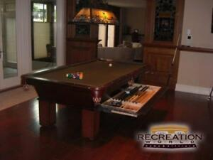 PROFESSIONAL POOL TABLE SERVICE START AT $225