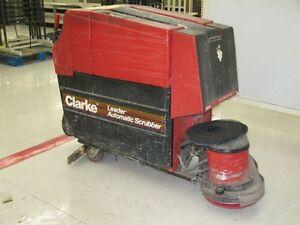 Clark Leader Automatic Floor Scrubber