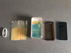 iPhone 5c *Blue*Good Condition*16gb*