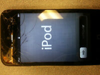 FS: Cracked Working Ipod Touch 8GB4th Gen CHEAPP!!