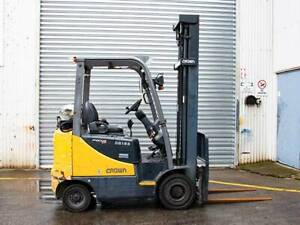 1.4T LPG Counterbalance Forklift Springvale Greater Dandenong Preview