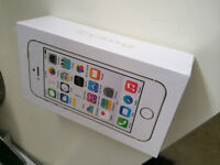 Selling Brand New in Box (Never Opened) White/Gold iPhone 5S 32G