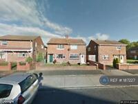 2 bedroom house in Cricklewood Rd, Sunderland, SR5 (2 bed)