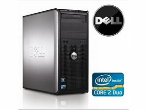 Ordinateur Dell - Intel Core 2 Duo 3.00 GHz - Windows 7 a vendre