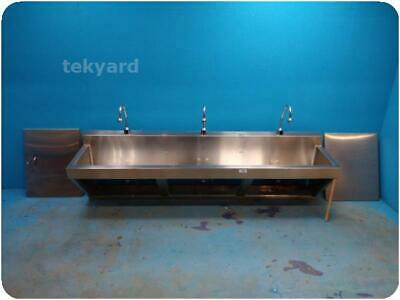 Market Forge 2 Bay Stainless Steel Surgical Sink Scrub Station 219722