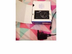 Good condition digital camera (Samsung Smart Camera DV300F with front camera) only £65
