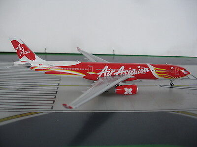 Air Asia Airbus A330 343 9M Xxt 1 400 Scale Diecast Jc Wings