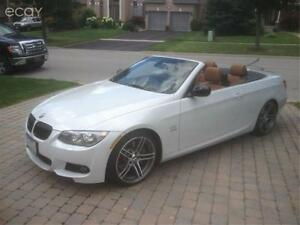 2011 BMW 335is Convertible M Package Dinan Chipped 380HP