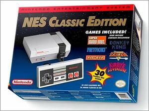 Brand New and Never Opened NES Classic Edition