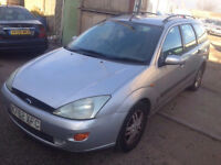 Ford Focus long mot drives superb 395