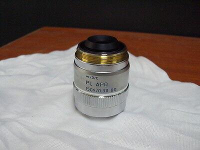 Leica Germany 566015 Pl Apo 150x0.90 Bd