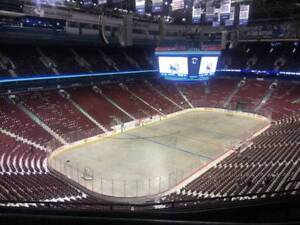 (DEC 20) ST.LOUIS BLUES at Vancouver Canucks (SEC 313, ROW 11)