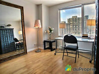 Location Condo Centre ville Montreal
