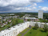 2 Bed Unfurnished flat to rent, Clyde Tower, St Leonards, East Kilbride, G74 2HH