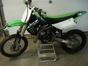 KX 112 DIRT BIKE FOR SALE