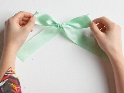 Simple bows for gifts