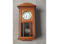 Antique chiming clock