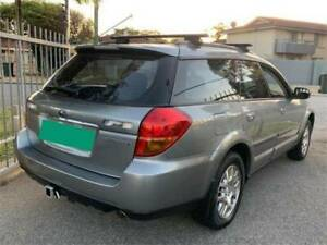 2006 Subaru Outback & Similar Wagons $2990 | RWC Registered Hendra Brisbane North East Preview