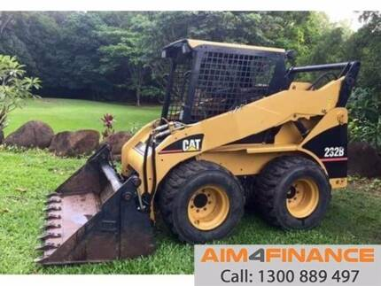 Caterpillar 232B CAT 232B Wheeled Skidsteer Skid Steer