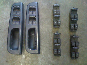 MASTER WINDOW SWITCH /CONTROL FENETRE ÉLECTRIQUE GOLF/JETTA MK4