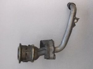 BMW 745i E65 E66 E60 E63 EGR COMBINATION VALVE RIGHT 750827301