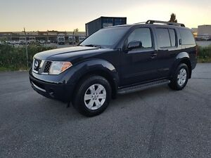2006 Nissan Pathfinder SE Off Road SUV, LOCAL NO ACCIDENTS