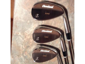 CLEVELAND ROTEX 2.0 RTX 588 WEDGES - 50/10, 54/10, 58/10