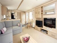 Caravan for hire - presthaven sands - wales - new caravan