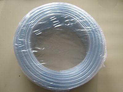 25 m PVC Luftschlauch glasklar 4/6 mm - Luft Glas