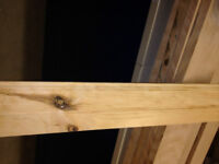 1 x 6 Tongue and Groove Standard Grade Pine