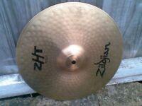 """ZHT Zildjian202Ride/16""""18""""Crash"""