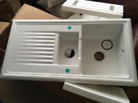 Lamona Ceramic 1.5 Sink