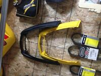 Ski-doo parts for 1996-2008 zx and rev