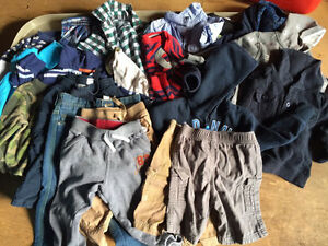 Boys 18-24 month lot of clothing
