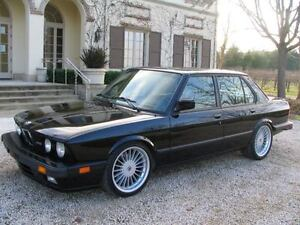 Recherché BMW M5 ou 535i - Looking for M5 or 535i