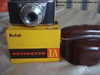 KODAK RETTINET 1A 35 mm film camera