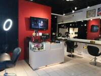 Chair Rental in upscale Vancouver hair salon (First month free)
