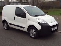 Citroen nemo hdi diesel, 1.4 one owner van, excellent condition, long mot