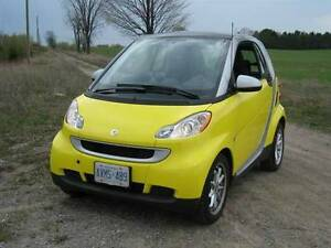 2008 Smart Fortwo Pure Coupe +3 years WARRANTY