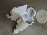 Pool Suction Skimmer