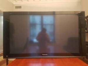 Beautiful Panasonic HD Plasma TV + Yamaha Sound System!
