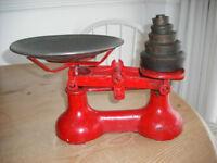 1960's Kitchen Scales