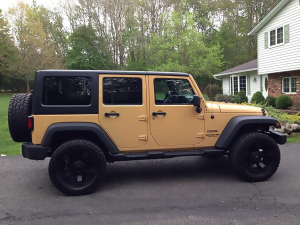 what to look for when buying a used jeep wrangler sahara sport ebay. Black Bedroom Furniture Sets. Home Design Ideas