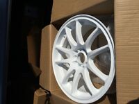 mags stag white 17x8.5 5x100/114.3