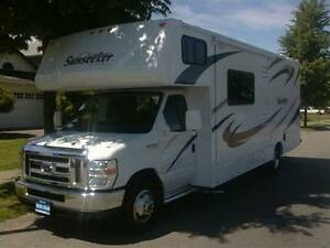 Available June 27-July 10th! Rent this Newer Sunseeker Motorhome